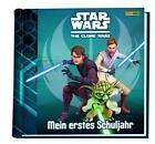Star Wars The Clone Wars Schulstartalbum (2013, unbekannt)