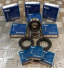 Rear Wheel Bearing Kit OEM KOYO Yamaha XTZ 750 H Super Tenere 1990