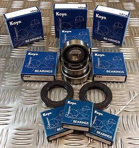 Rear-Wheel-Bearing-Full-Kit-OEM-KOYO-Yamaha-XTZ-750-H-Super-Tenere-1993