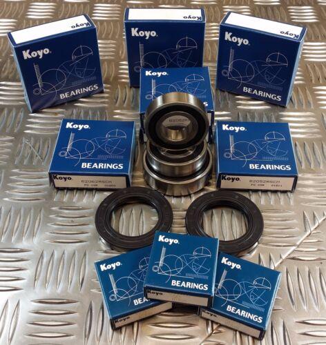 Rear Wheel Bearing Kit OEM KOYO Yamaha TDM 850 N 1993