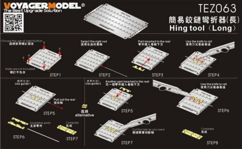 Voyager TEZ063 Hing tool(Long) GP