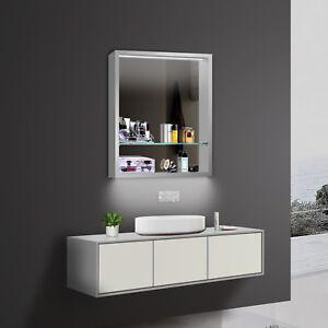 Design Led Badezimmer Wand Spiegel Spiegelschranke Spiegelregal