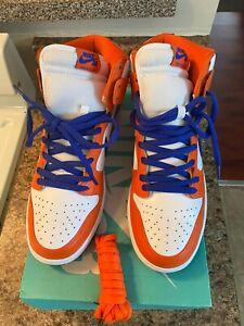 Nike-SB-Dunk-High-TRD-QS-Danny-Supa-AH0471-841-Men-039-s-Size-11-5