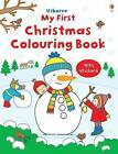 My First Christmas Colouring Book by Jessica Greenwell (Paperback, 2009)
