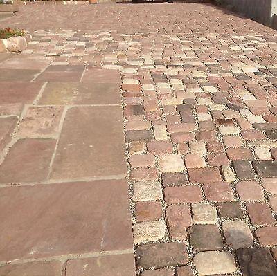 Konstruktiv 1 St. Pflasterstein Buntsandstein Bachlauf Kräuterspirale Rasenkante Mauerstein Elegantes Und Robustes Paket