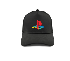 PlayStation Hat Baseball Cap Casual Printed Cotton Model Black&White Sale Now