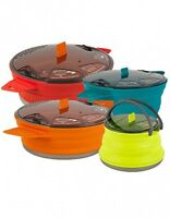 Sea To Summit X-pot Collapsible Cookware Camping Hiking Cooking