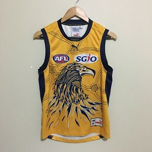 West-Coast-Eagles-Indigenous-2014-AFL-Jumper-Guernsey-Yellow-Mens-Small