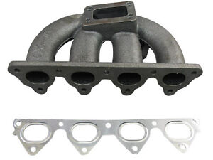 Cast-Turbo-Manifold-88-00-Civic-Integra-D15-D16-D17-D-Series-SOHC-SS-Gasket-T3T4