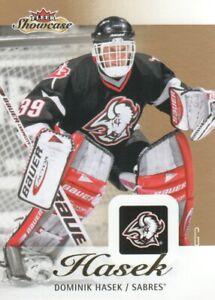 2013-14-Fleer-Showcase-Hockey-11-Dominik-Hasek-Buffalo-Sabres