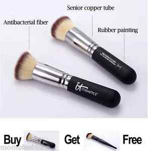 Heavenly Luxe Flat Top Buffing Foundation Brush #6 by IT Cosmetics #8