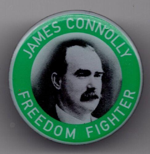 James connolly pin badge 1916 easter rising, irish rebel