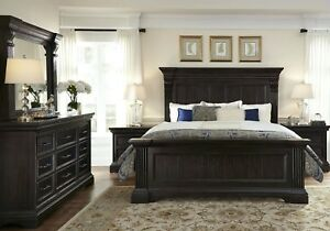 Image Is Loading Ski 034 Caldwell 5 Piece King Bedroom