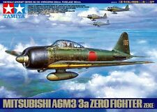 Tamiya WWII Japanese Mitsubishi A6M3/3a ZEKE Zero fighter  model kit 1/48