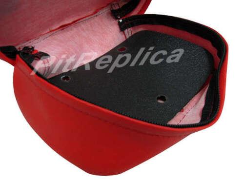 Noir-rouge effet 3d Sitzbezüge pour CHEVROLET AVEO Siège-auto référence complet