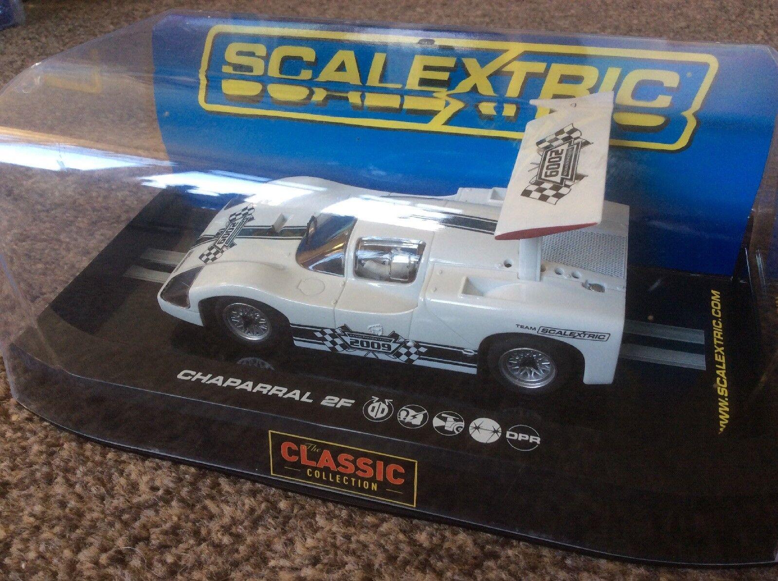 Salextric C2968 Chaparral 2F Range Presentation Model 2009 NEW Ltd No 228 of 250