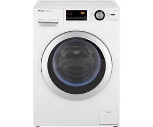 Haier HW80-BP14636 Waschmaschine Freistehend Weiß Neu