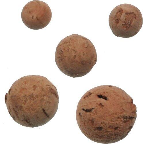 Gardner Cork Balls 10  ALL SIZES