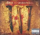 Straight to Hell 2 Disc Set Hank 3 Williams 2006 CD Explicit