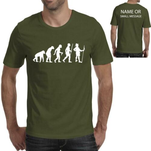 Evolution of Scouts Scout Scouting Camping Boys Funny Printed T shirt