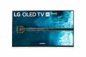 """LG OLED55E9PUA Glass 55"""" OLED 4K Smart TV"""
