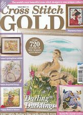 Cross Stitch Gold Cross Stitching Magazine Issue 135 - 2017