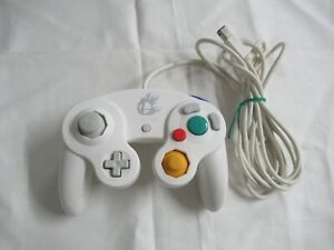 J480 Nintendo GameCube official Controller White Smash Bros Wii Japan GC