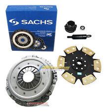 SACHS-FX STAGE 2 RIGID CLUTCH KIT BMW 325 525 528 2.5L 2.7L SOHC E28 E30 E34