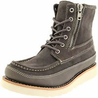 Jump Men's Boulder Leather Boot,gray Size Us 8.5 $140