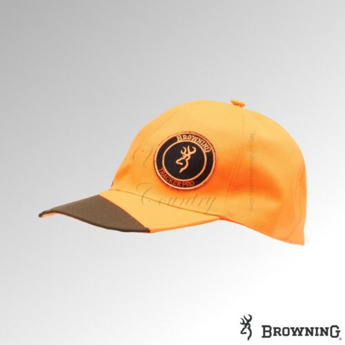 Browning Cappello Tracker PRO Arancione//Verde 30895800