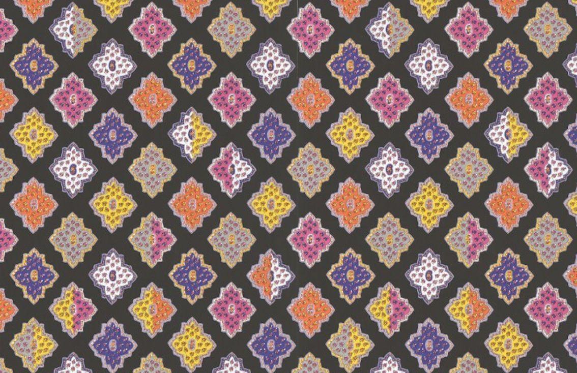 Designers Guild Christian Lacroix Wallpaper Alcazar Oscuro  PCL012 09