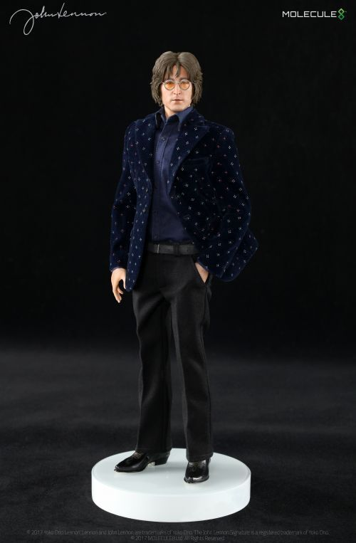 NEW Molecule 8 John Lennon Imagine 1 6 Figure Pre-Sale item From Japan F S