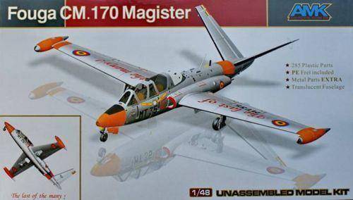 Avant Garde 1  48 Fouga CM.170 Magister