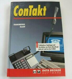 DATA BECKER COMPUTER BUCH CONTAKT TRANSMODUL GmbH 1991