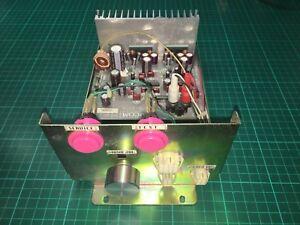 Ampli Son Capcom Impress Cps2 Q Amplificateur Sonore Original Pour