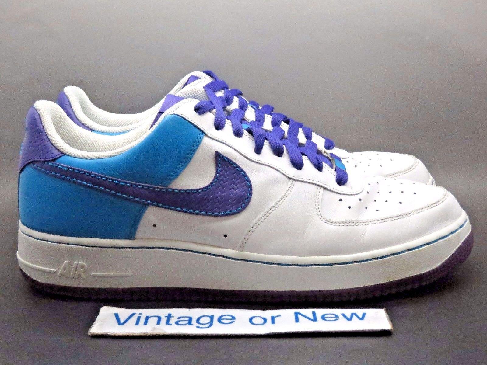Nike Air Force Blu 1 Bassa