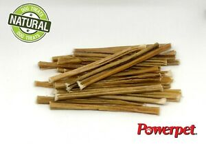 All Natural Bully Steer Sticks 6 inch 50 count FDA & USDA APPROVED-BRC CERTIFIED