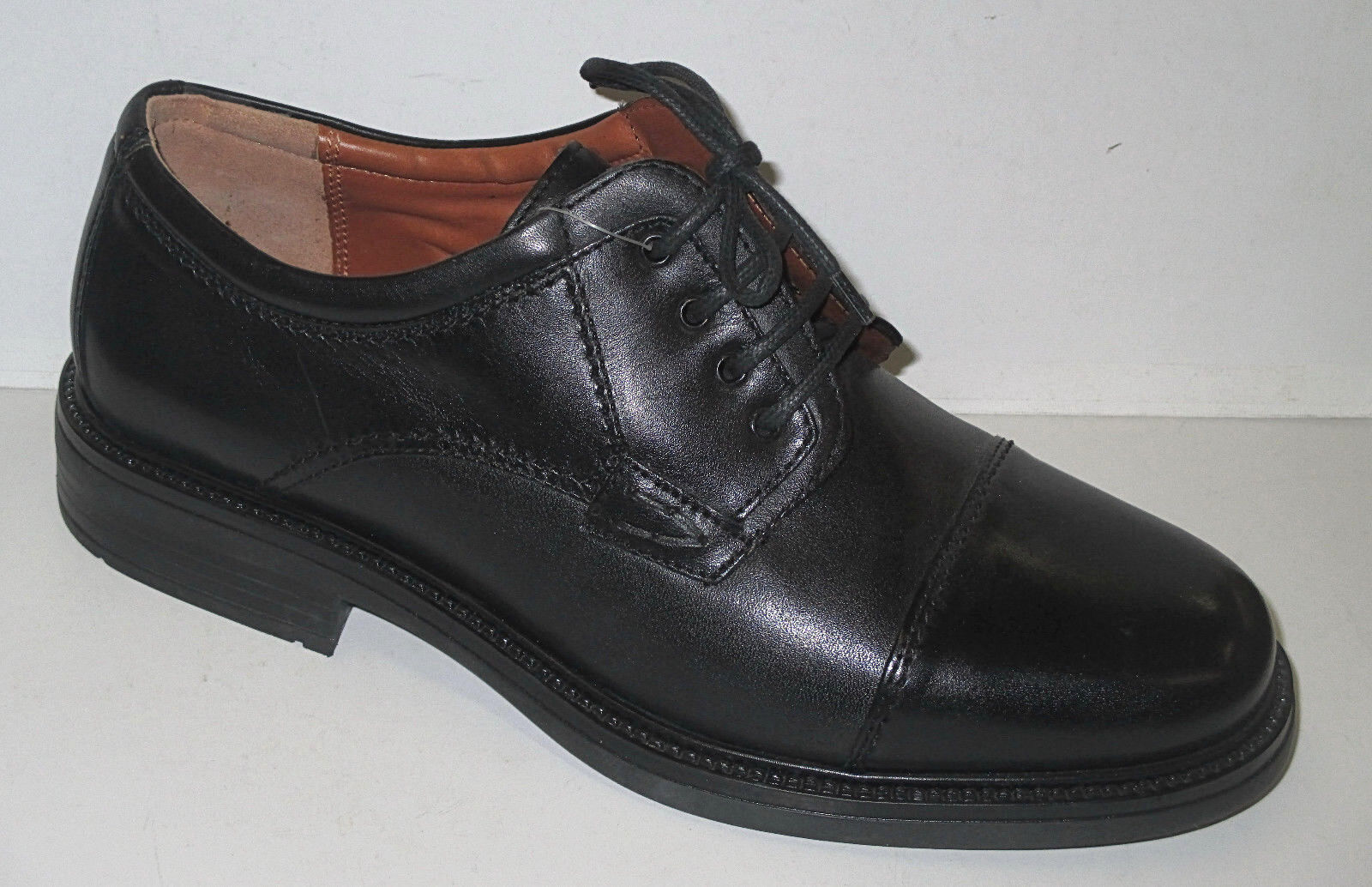 FILANTO Chaussures Chaussures Hommes Chaussure Lacée, Cuir, Taille 40-46 +++ NEUF +++