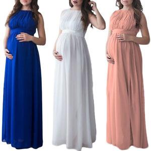 Bohemian Pregnancy Dress