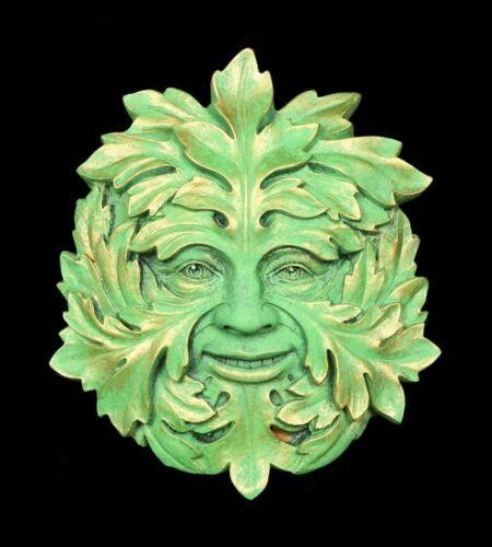 Parete da giardino in rilievo-verde mistici-David Lawrence ALBERO spirito Gartendeko
