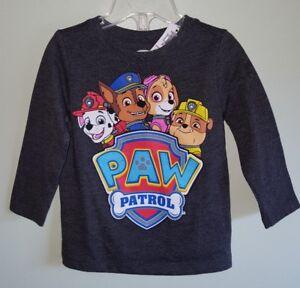 Old Navy Girls 12-18 18-24 2T 4T 5T Long Sleeve Tee SESAME STREET Shirt #32119
