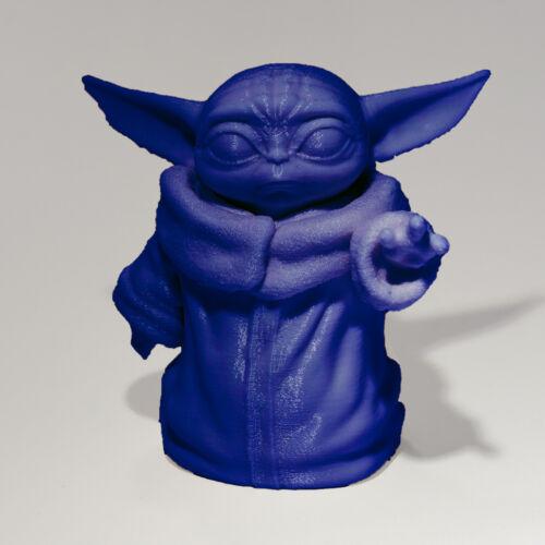 3D Printed Model Baby Yoda Star Wars The Mandalorian