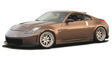 KBD Body Kits N3-R Polyurethane Front Bumper Cover, Fits Nissan 350z 03-08
