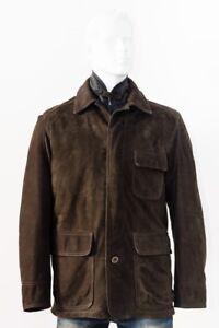 MARLBORO-giubbino-giacca-giaccone-uomo-tg-M-col-marrone-50-OCCASIONE