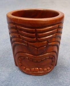 Cool-Vintage-Hawaiian-Alii-Woods-Honolulu-Hawaii-Monkey-Pod-Wood-Tiki-Bar-Mug