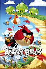Angry Birds : Attack - Maxi Poster 61cm x 91.5cm (new & sealed)