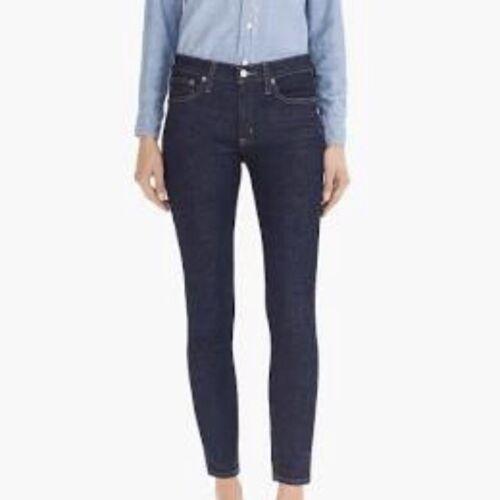 Jeans skinny crew Women's Stuzzicadenti Taglia Midrise 32 J wqRZf1n