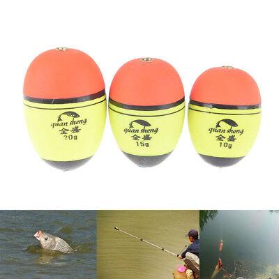 5pc//lot buoyancy eva inline bobber float fishing floats catfish pike floatXI