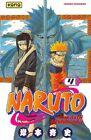 NARUTO tome 4 Kishimoto manga shonen VF livre