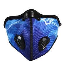 RockBros Bike Antidust Half Face Mask Outdoor Respirator With Filter Neoprene